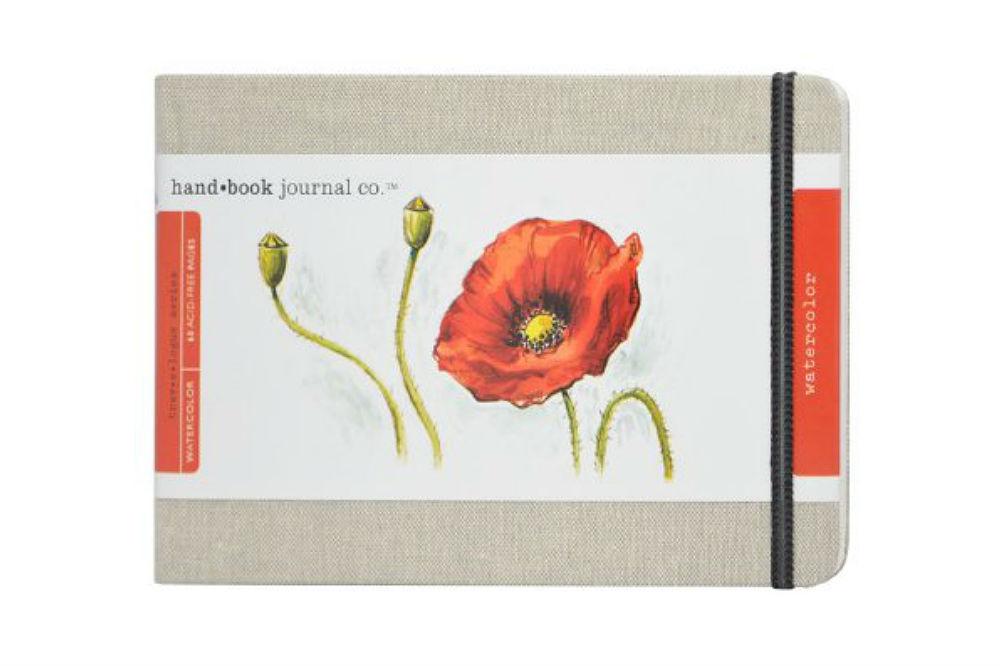 Global Art Materials Watercolor Book Review