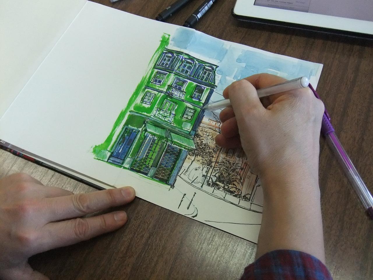 Best Sketchbooks For Colored Pencils