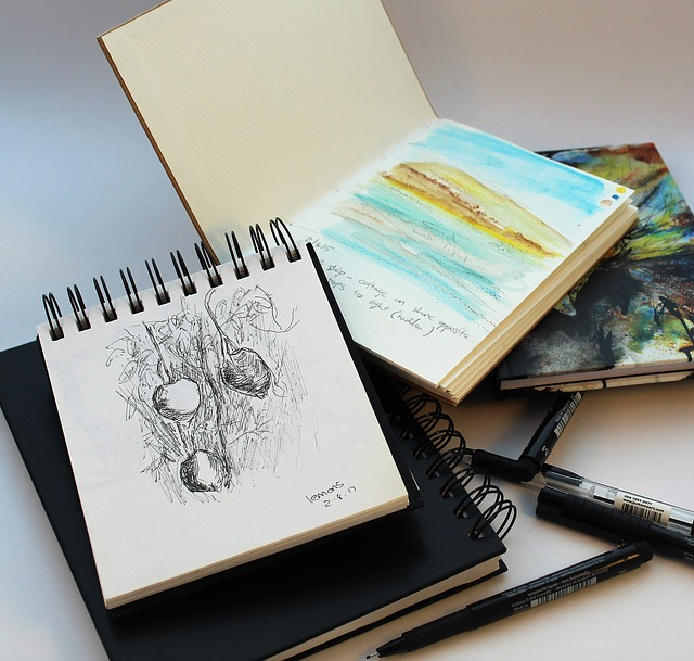Best Mixed Media Sketchbook